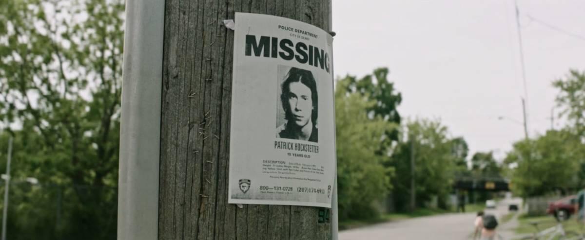 Patrick Hockstetter desaparecido em It - a coisa