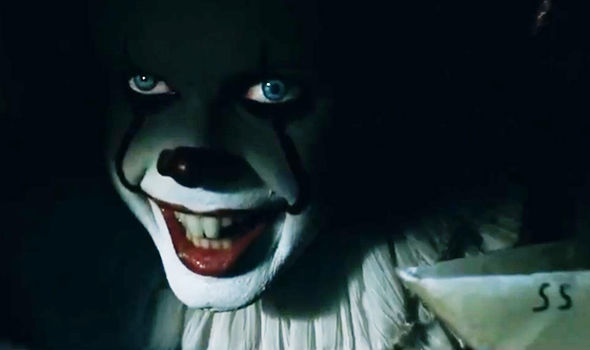 Olhos do Pennywise em It - A Coisa