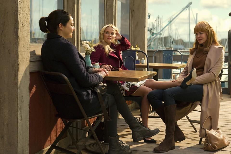 Madeline Celeste e Jane conversando