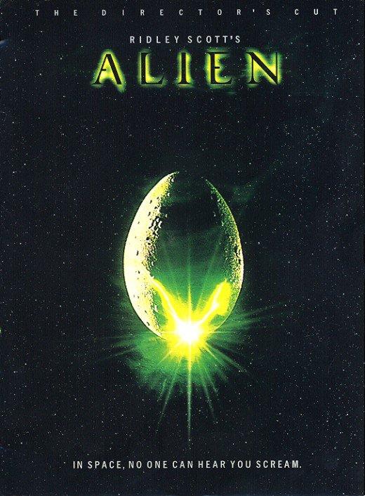 poster de alien o oitavo passageiro