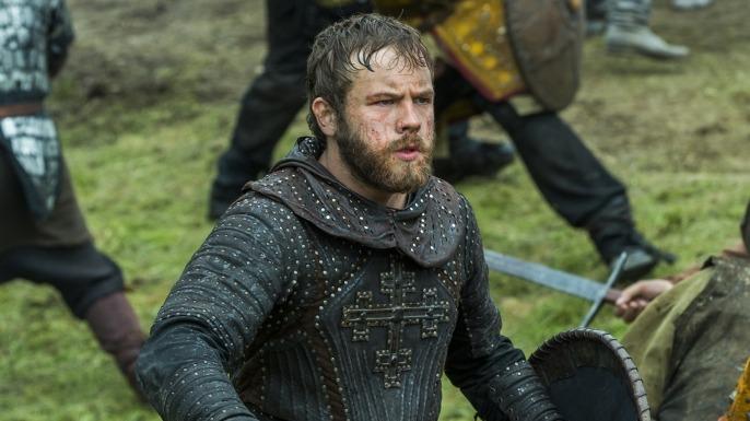 Aethelwulf em Vikings