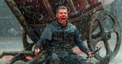 Ivar em Vikings