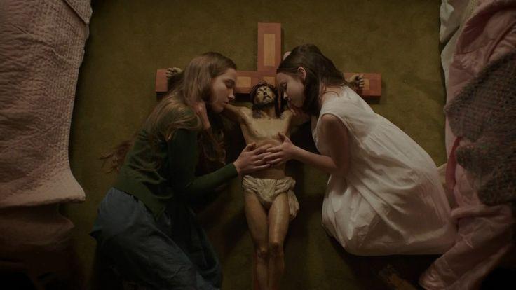 a religião em the sinner