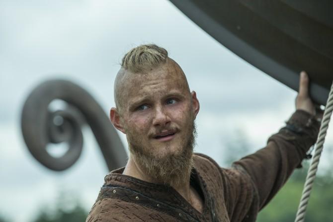 Bjorn em Vikings