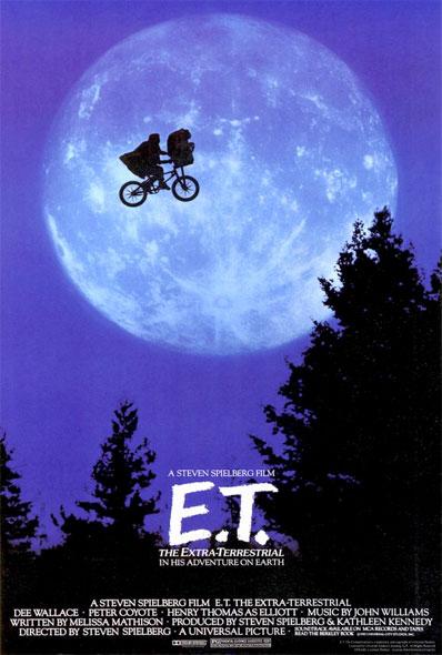 cartaz de ET