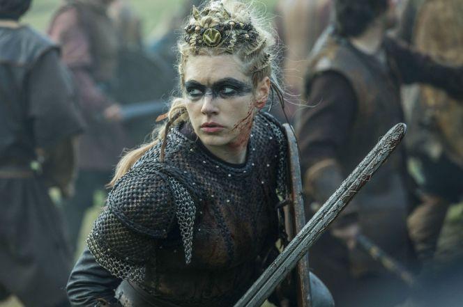 Lagertha em Vikings