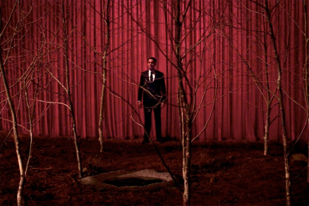 Black Lodge de Twin Peaks