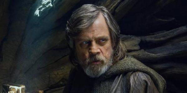 Luke Skywaker em Os Últimos Jedi