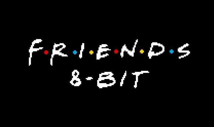 friends 8 bits