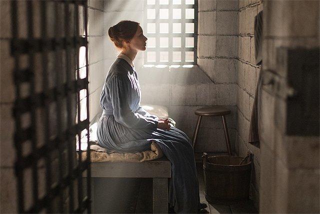 grace na cadeia em Alias Grace