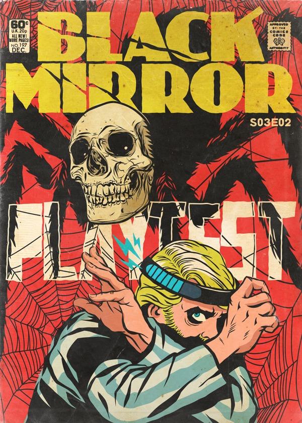Black Mirror - Vintage HQs - Playtest
