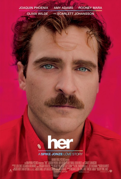 Poster - Her