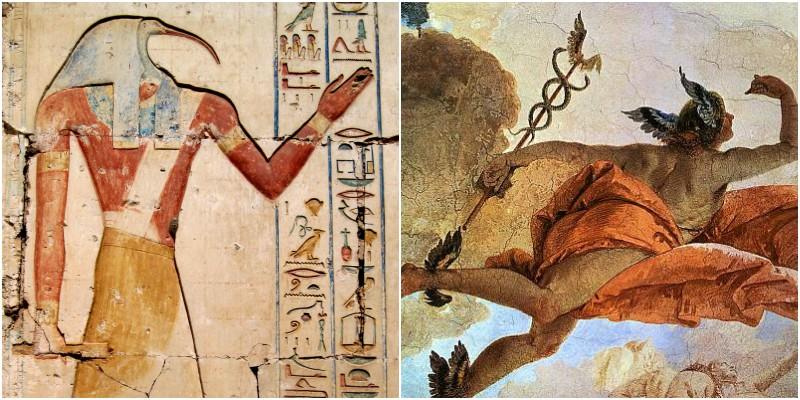 Dark - Thoth e Hermes