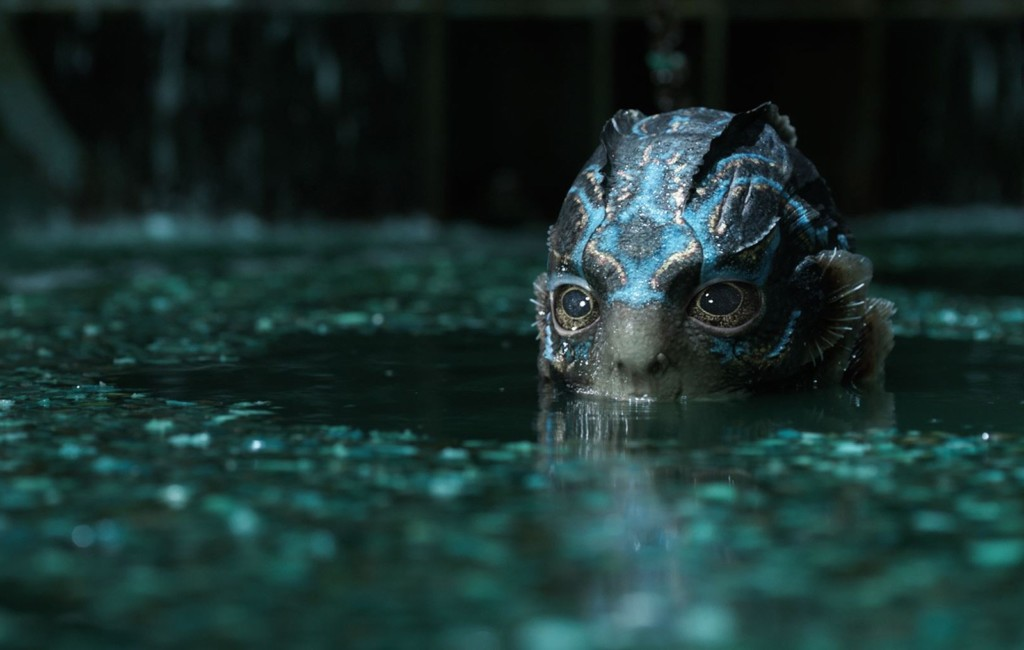Criatura de A Forma da Água