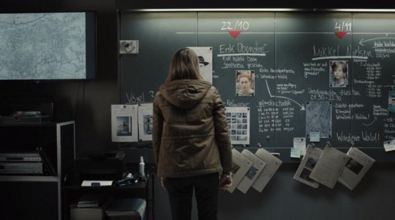 dark - charlotte teorias