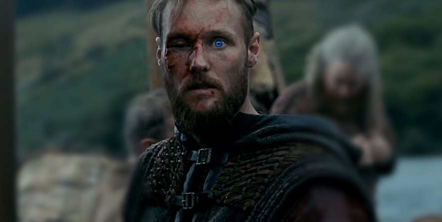 Björn, Ivar, Ubbe    qual filho de Ragnar melhor representa seu