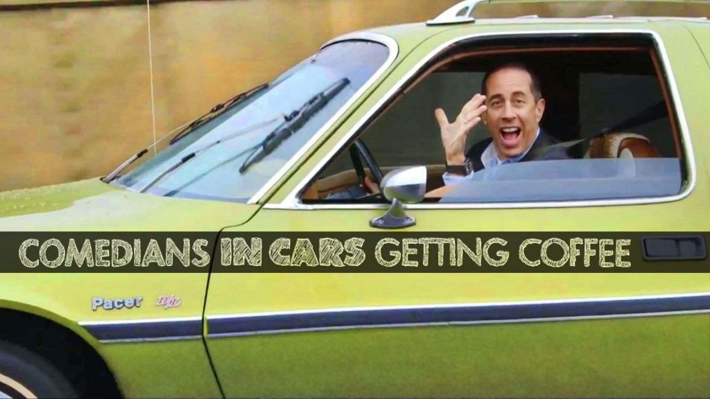 comedians in cars getting coffee a mente dos humoristas farofa geek. Black Bedroom Furniture Sets. Home Design Ideas